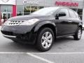 2006 Super Black Nissan Murano S  photo #1