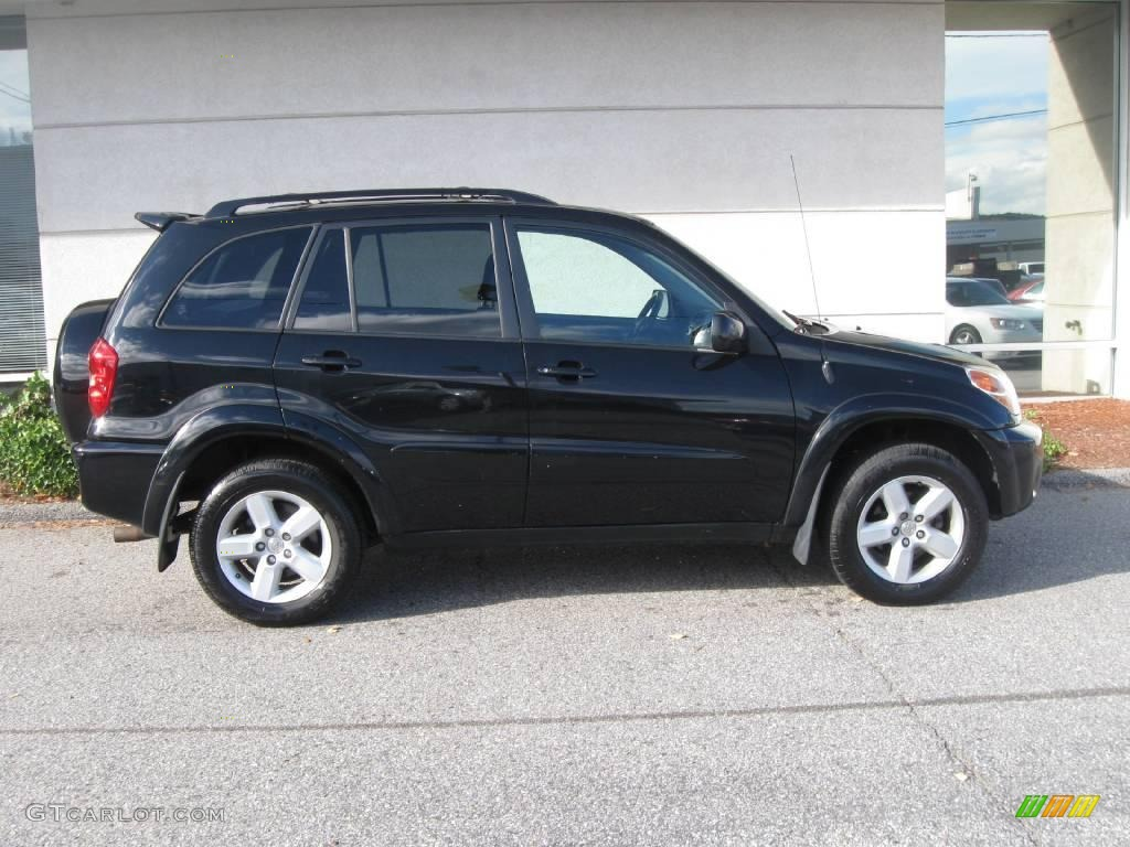 2005 black toyota rav4 4wd 19886341 photo 2 car color galleries. Black Bedroom Furniture Sets. Home Design Ideas
