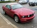 2006 Redfire Metallic Ford Mustang GT Premium Convertible  photo #6