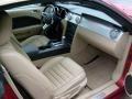 2006 Redfire Metallic Ford Mustang GT Premium Convertible  photo #12
