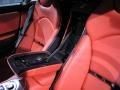 2006 SLR McLaren Red Leather Interior