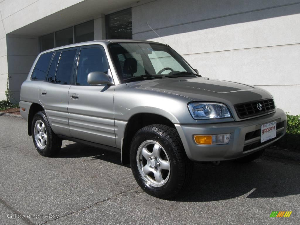 1999 toyota rav4 4wd quicksilver color gray interior 1999 rav4 colors ...