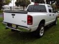 2006 Bright White Dodge Ram 1500 SLT Quad Cab 4x4  photo #22