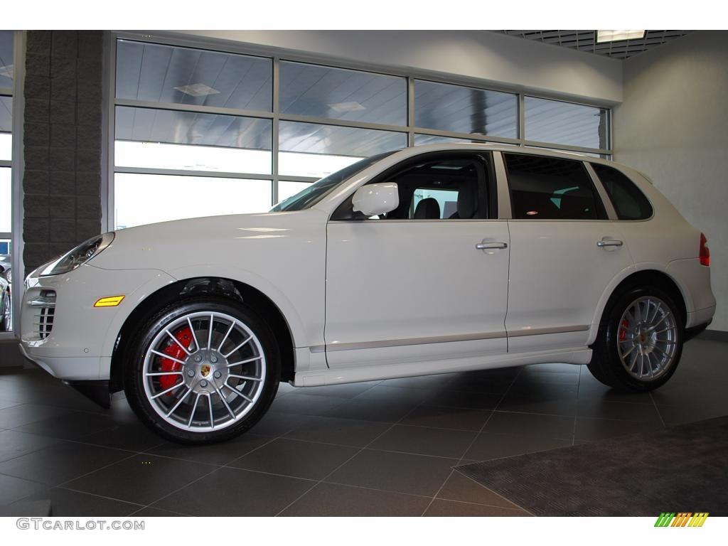 sand white porsche cayenne porsche cayenne turbo s - Porsche Cayenne Turbo White