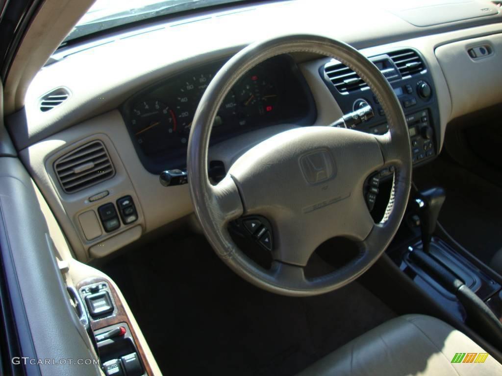 2001 Dark Emerald Pearl Honda Accord Ex V6 Sedan 20011607 Photo 11 Car Color