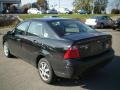 2005 Pitch Black Ford Focus ZX4 SE Sedan  photo #7