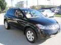 2006 Super Black Nissan Murano S AWD  photo #7