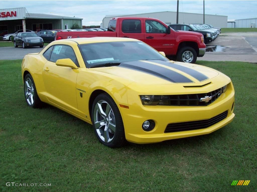 Chevrolet Camaro Transformers Special Edition HD desktop