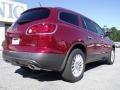 2010 Red Jewel Tintcoat Buick Enclave CXL  photo #8
