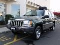 1998 Forest Green Pearlcoat Jeep Grand Cherokee Laredo 4x4 #20083679