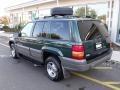 1998 Forest Green Pearlcoat Jeep Grand Cherokee Laredo 4x4  photo #3