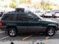 1998 Forest Green Pearlcoat Jeep Grand Cherokee Laredo 4x4  photo #6