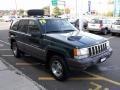 1998 Forest Green Pearlcoat Jeep Grand Cherokee Laredo 4x4  photo #7