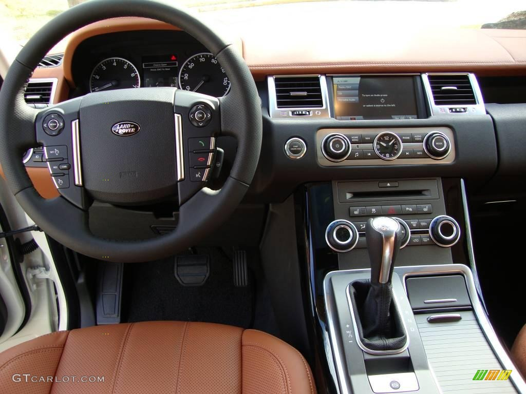 Pics For 2010 Range Rover Sport Supercharged Interior