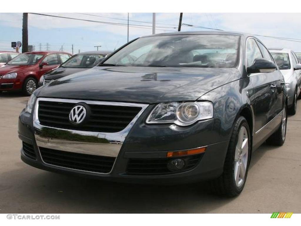 2009 Island Grey Metallic Volkswagen Passat Komfort Sedan 20075635 Car Color