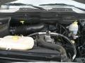 2002 Bright Silver Metallic Dodge Ram 1500 Sport Quad Cab 4x4  photo #12