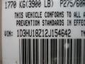 2002 Bright Silver Metallic Dodge Ram 1500 Sport Quad Cab 4x4  photo #13