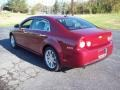 Red Jewel Tintcoat - Malibu LTZ Sedan Photo No. 4