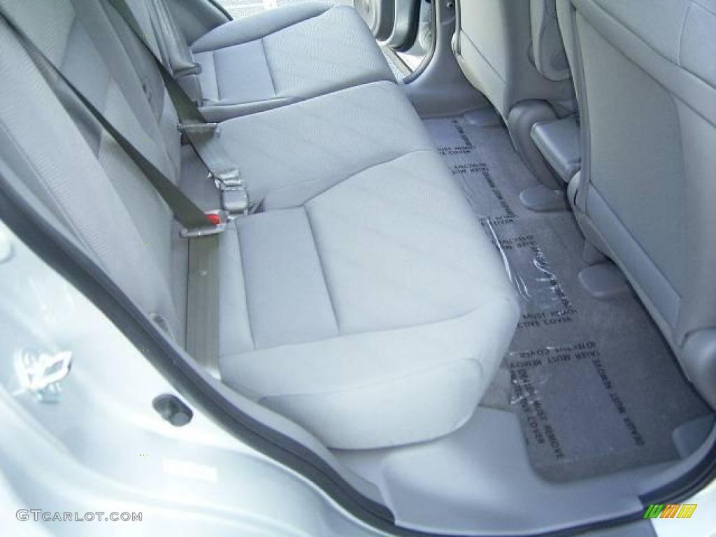 2010 CR-V LX - Alabaster Silver Metallic / Gray photo #14