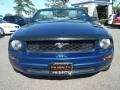 2007 Vista Blue Metallic Ford Mustang V6 Premium Convertible  photo #8