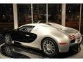 Bright Silver Metallic/Black - Veyron 16.4 Photo No. 5