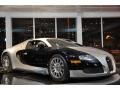 Bright Silver Metallic/Black - Veyron 16.4 Photo No. 13