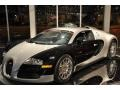 Bright Silver Metallic/Black - Veyron 16.4 Photo No. 25