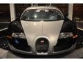 Bright Silver Metallic/Black - Veyron 16.4 Photo No. 29