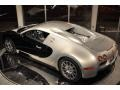 Bright Silver Metallic/Black - Veyron 16.4 Photo No. 46