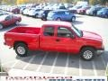 2005 Victory Red Chevrolet Silverado 1500 Extended Cab 4x4  photo #5