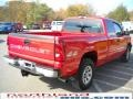2005 Victory Red Chevrolet Silverado 1500 Extended Cab 4x4  photo #6