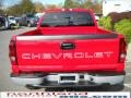 2005 Victory Red Chevrolet Silverado 1500 Extended Cab 4x4  photo #7