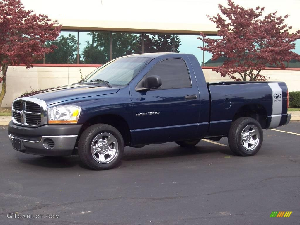 gas mileage of 2006 dodge ram 1500 pickup fuel economy. Black Bedroom Furniture Sets. Home Design Ideas