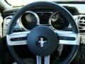 2007 Black Ford Mustang V6 Premium Convertible  photo #15