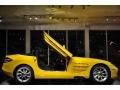 Yellow - SLR McLaren Roadster Photo No. 4