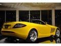 Yellow - SLR McLaren Roadster Photo No. 7
