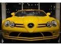 Yellow - SLR McLaren Roadster Photo No. 10