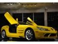 Yellow - SLR McLaren Roadster Photo No. 11