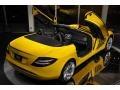 Yellow - SLR McLaren Roadster Photo No. 14