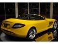 Yellow - SLR McLaren Roadster Photo No. 16