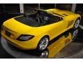 Yellow - SLR McLaren Roadster Photo No. 25