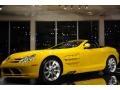 Yellow - SLR McLaren Roadster Photo No. 27