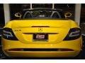 Yellow - SLR McLaren Roadster Photo No. 30