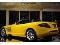 Yellow - SLR McLaren Roadster Photo No. 31