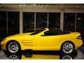 Yellow - SLR McLaren Roadster Photo No. 35