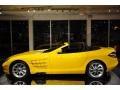 Yellow - SLR McLaren Roadster Photo No. 37