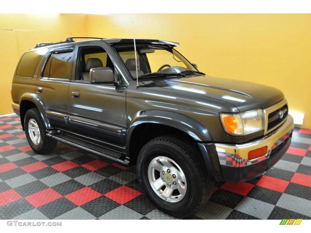 1997 anthracite metallic toyota 4runner sr5 4x4 20306063. Black Bedroom Furniture Sets. Home Design Ideas