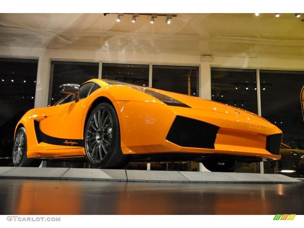 2008 Giallo Midas Lamborghini Gallardo Superleggera 20307248