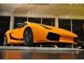 Giallo Midas 2008 Lamborghini Gallardo Superleggera