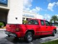 2000 Victory Red Chevrolet Silverado 1500 LS Extended Cab  photo #6